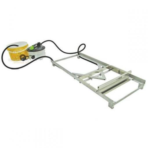 Dispozitiv manual de descapacire a ramelor cu cutite incalzite - 1500mm