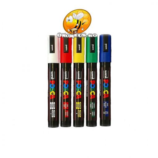 Pachet Marker 5 culori