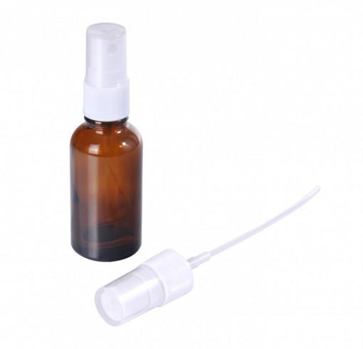 Sticla tinctura propolis sau ulei esential 100 ml - cu pulverizator