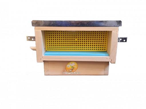 Colector de polen din lemn