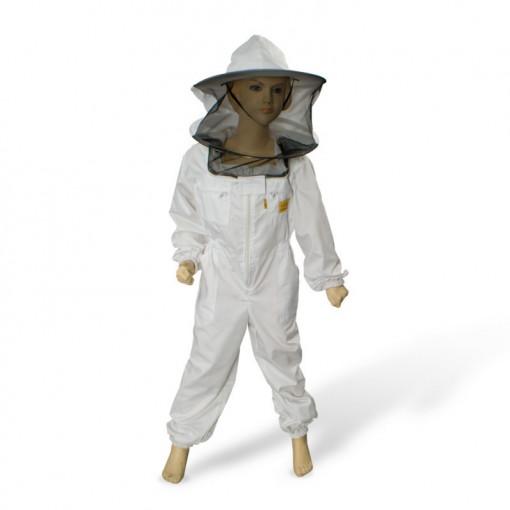 Combinezon apicol pentru copii cu masca Lyson