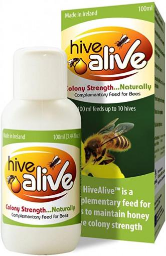 HIVE ALIVE SUPLIMENT NATURAL PENTRU ALBINE 100 ML