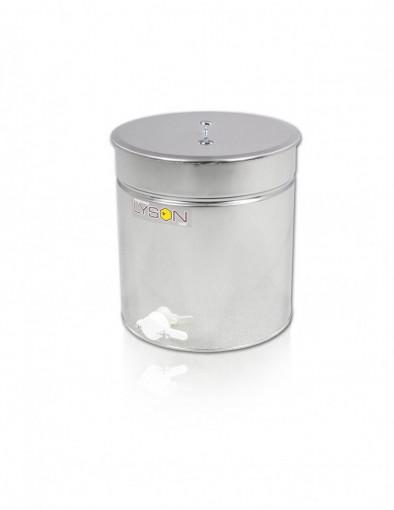 maturator 50 de litri lyson cu canea plastic fara manere