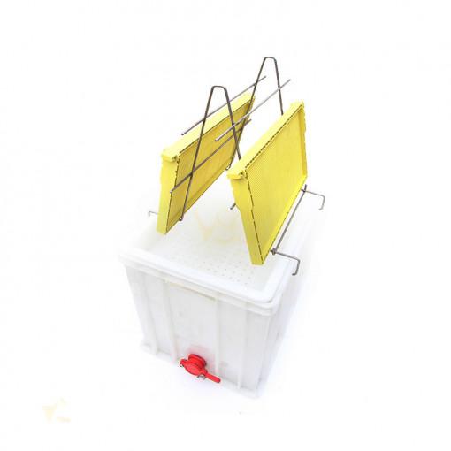 tava de descapacit rame 40 de cm cu canea din plastic