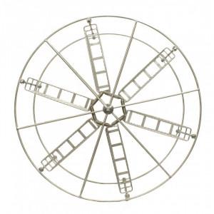 Cos cu 6 casete reversibile pentru centrifuga cu diametrul 1000 mm
