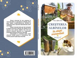 Cresterea Albinelor in stupi orizontalin - Paul si Gilles Fert Editura M.A.S.T
