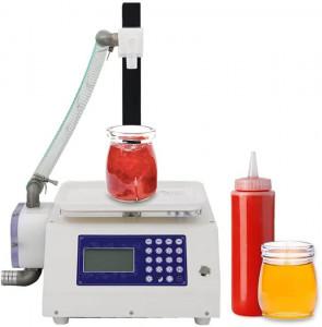Dozator economic pentru borcane de miere sau alte lichide vascoase