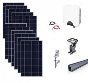Kit On-Grid fotovoltaic solar cu panouri de 12kwp - Huawei