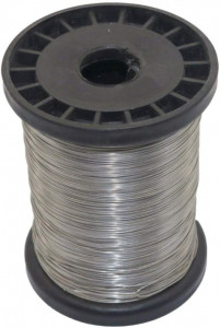 Sarma apicola inox 304 pentru rame 1 kg - 0.45 mm