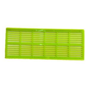 Placa inactiva pentru sertar colector polen 230mm x 90mm