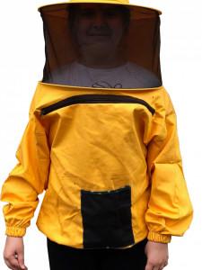 bluza apicola galbena pentru copii