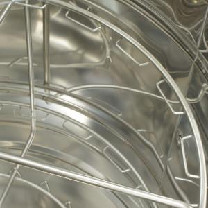 Centrifuga apicola radiala electrica 12 rame 1/2 Lyson Minima 500mm