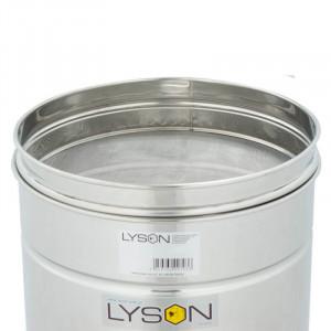Maturator din inox 100 L cu canea inox manere si sita inox Lyson Classic Line