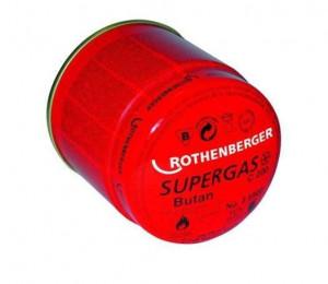 Butelie de gaz Rothenberger cu supapa pentru Rofureto