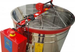 Centrifuga apicola electrica si manuala 4 rame 1/1 reversibila 12v/220v LYSON
