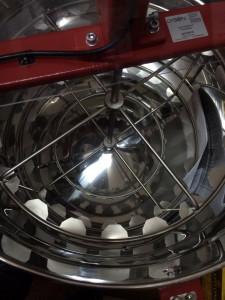 Centrifuga apicola radiala 20 rame 1/2 electrica Lyson Classic Line