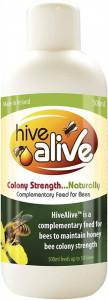 HiveAlive 500 ml - Supliment Nutritiv pentru Albine