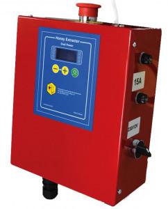 Panou de comanda fullautomat pentru centrifuge cu casete 12v/230v