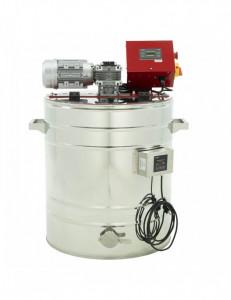 Instalatie pentru transformat miere in crema de 100 L (400V), full automata - Cu incalzire