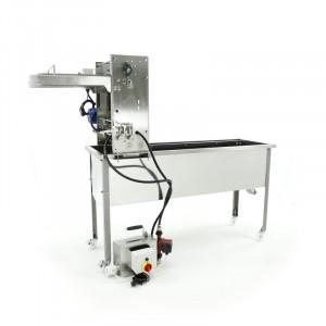 Masina de descapacit ramele cu lant de preluare rame si circuit inchis Lyson Minima Line 230v