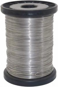 Sarma apicola inox 304 pentru rame 1 kg - 0.4 mm