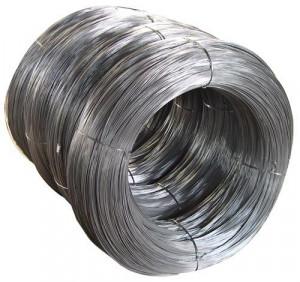 Sarma zincata 0.5 electro-galvanizata