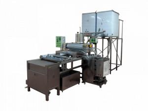 Masina profesionala de prelucrat foite de ceara la cald completa M1