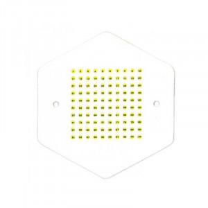 Placute pentru marcarea matcilor cu opalit - Galben