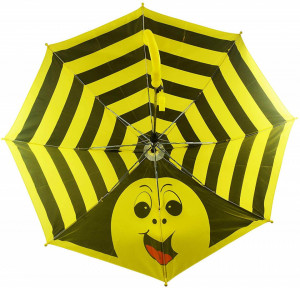Umbrela pentru copii sub forma de albina