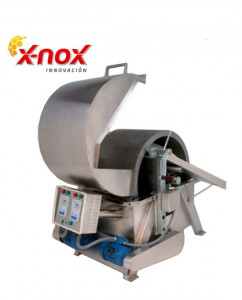 Extractor orizontal - Spinner - X-NOX
