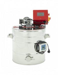 Instalatie pentru transformat miere in crema de 50 L (400V), full automata - Cu incalzire