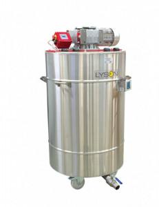 Instalatie pentru transformat miere in crema de 600L (400V), full automata - Cu incalzire - Lyson
