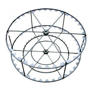 Cos radial pentru centrifuga cu diam. 1200 mm