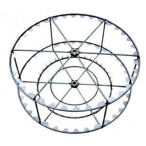 Cos radial pentru centrifuga cu diam. 1000 mm