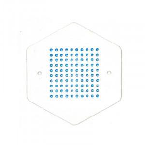 Placute pentru marcarea matcilor cu opalit - Albastru