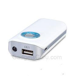 iBall PC4400 Portable Power Bank (White) images