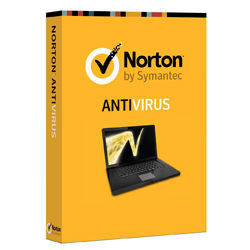 Symantec Norton Anti Virus 2013 Single (1yr) CD images