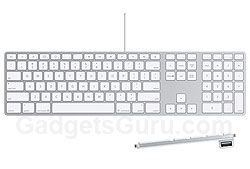 Apple-Keyboard with Numeric Keypad images