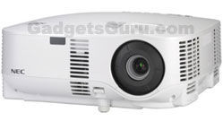 NEC NP 905 Projector images