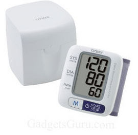 Citizen Blood Pressure Monitor CH-650 images