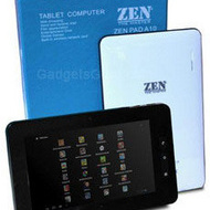 Zen Pad A10 Android Tablet