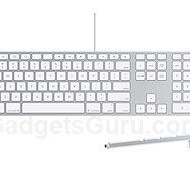 Apple-Keyboard with Numeric Keypad