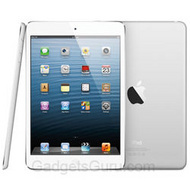 Apple iPad Mini WiFi-16GB (White And Silver)