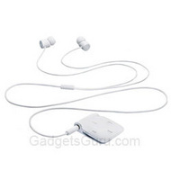 Nokia Bluetooth Headset BH-111 (White)