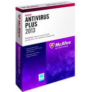 McAfee AntiVirus Plus 2013 1PC 1Year