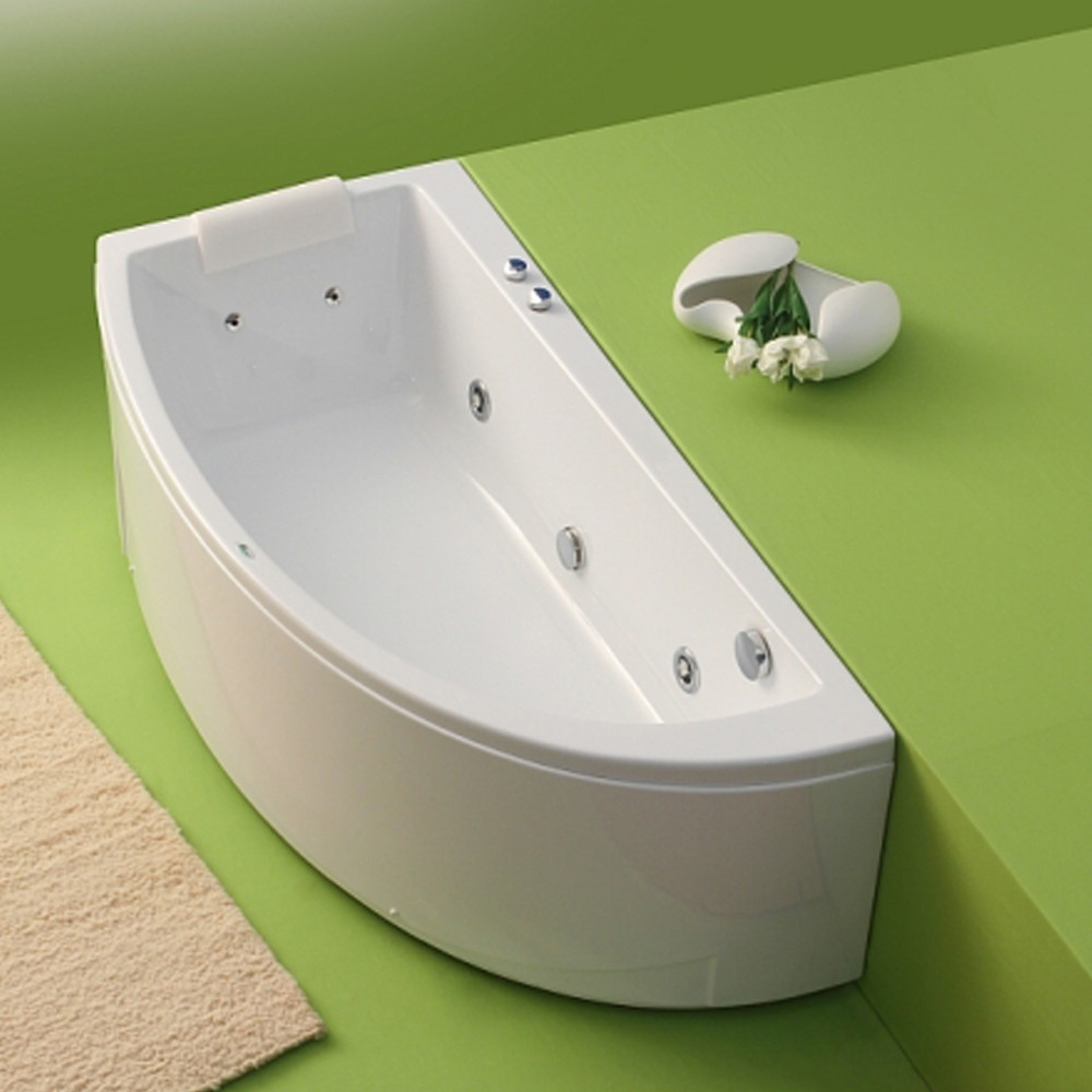 Căzi de baie inegale