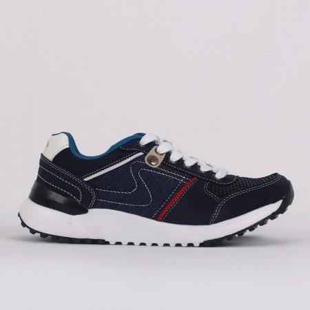 Pantofi sport Griny Blue - Cumpără îmbrăcăminte și încălțăminte de calitate cu un stil aparte mereu în ton cu moda, prețuri accesibile și reduceri reale, transport în toată țara cu plata la ramburs - Deppo.ro