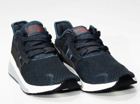 Pantofi Sport pentru bărbați cod PQR9020 Gri - Pantofi sport pentru bărbați foarte comozi, ideali pentru ieșiri si practicarea exercitiilor în aer liber - Deppo.ro
