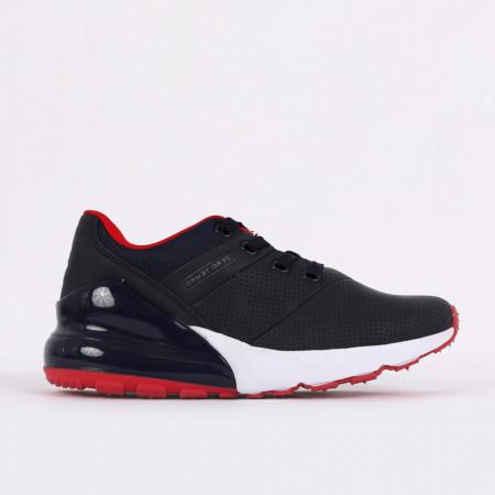 Pantofi Sport pentru dame cod BRD9001-2 Navy - Pantofi sport pentru dame foarte comozi, ideali pentru ieșiri si practicarea exercitiilor în aer liber - Deppo.ro