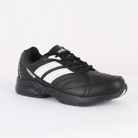 Pantofi Sport pentru bărbați cod 5106-2 Black - Pantofi sport foarte comozi ideali pentru ieșiri si practicarea exercitiilor în aer liber - Deppo.ro